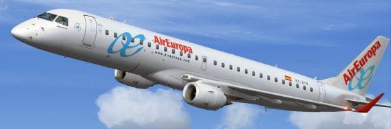 Frankfurt, Munich y Puerto Rico serán destinos con Air Europa desde el aeropuerto de Barajas en 2014