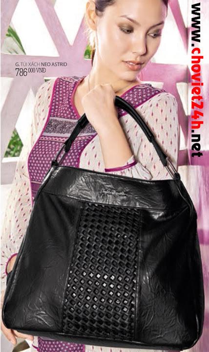 Túi xách nữ thời trang Sophie Neo Astrid - WL57BK