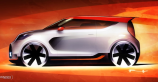 Kia unveils Track'ster Concept at Chicago