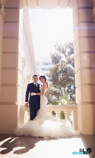 Ảnh cưới của siêu mẫu Ngọc Quyên - 7 Ảnh cưới của siêu mẫu Ngọc Quyên