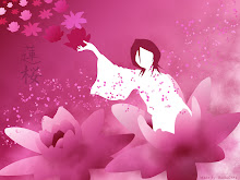 flowers pink bleach kuchiki rukia anime 1600x1200 wallpaper