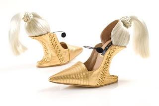 Ponytail heels