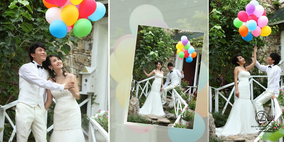 chụp hình cưới đẹp ở đâu