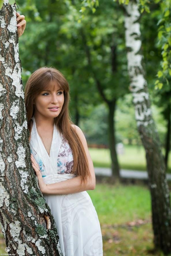 Фотосессии в Москве на природе (пленэр)