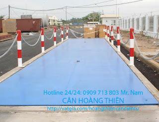Hình ảnh trạm cân xe tải Hoàng Thiên_03