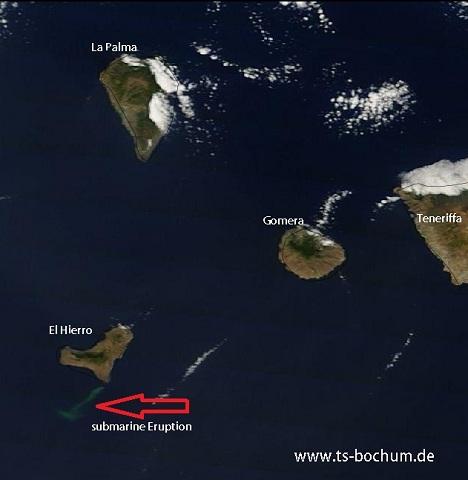 El Hierro Eruption