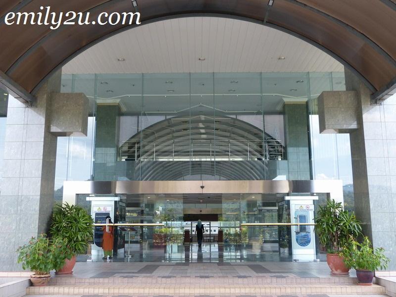 Perak Techno Trade Centre PTTC