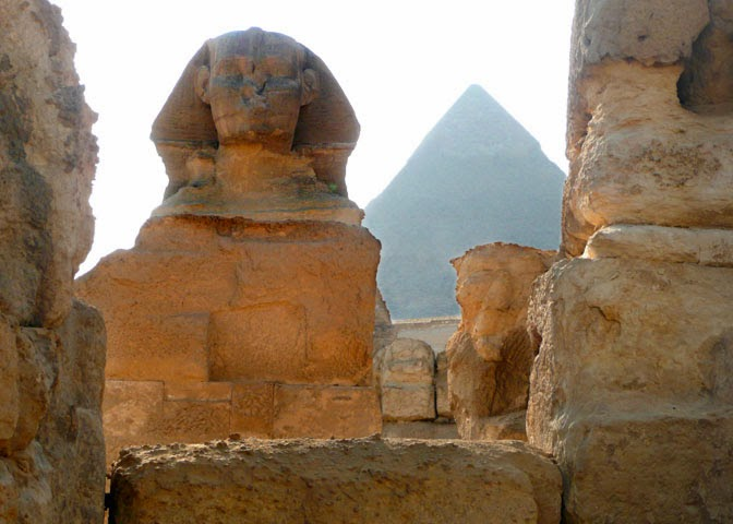 Heritage: 96% of Egypt's ancient monuments neglected