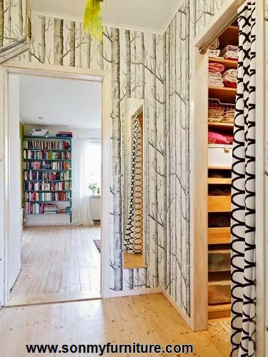 Ý tưởng thiết kế nội thất Bắc Âu cho nhà đẹp-3