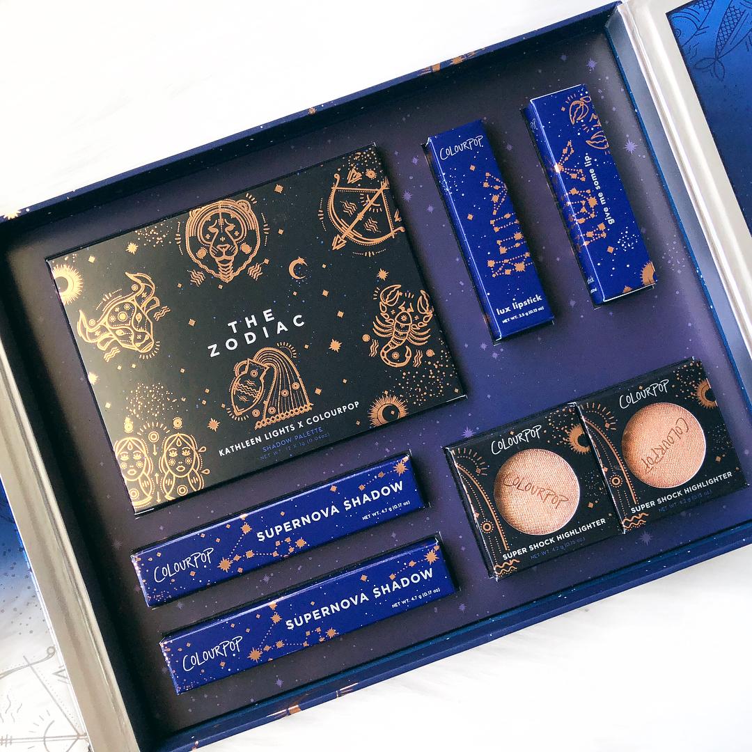 Bộ sưu tậpColourpop The Zodiac Collection
