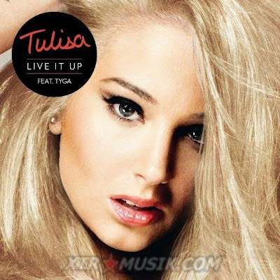 Tulisa feat Tyga - Live It Up lyrics