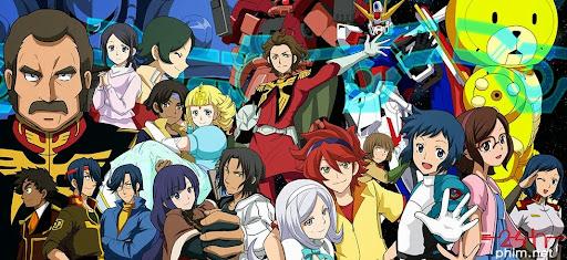 24hphim.net 15482380716 41780aee0c b Gundam Build Fighters 2nd Season