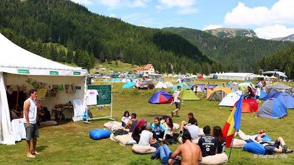 Cortul de Chill ALIAT @ Padina Fest 2014