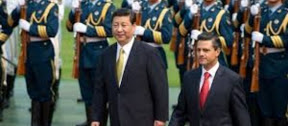 China seeks free trade agreement with Mexico