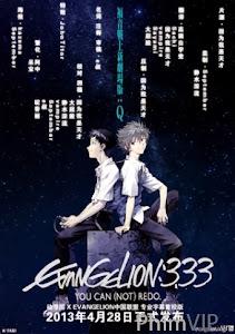 Không Thể Làm Lại - Evangelion 3 33 You Can Not Redo poster