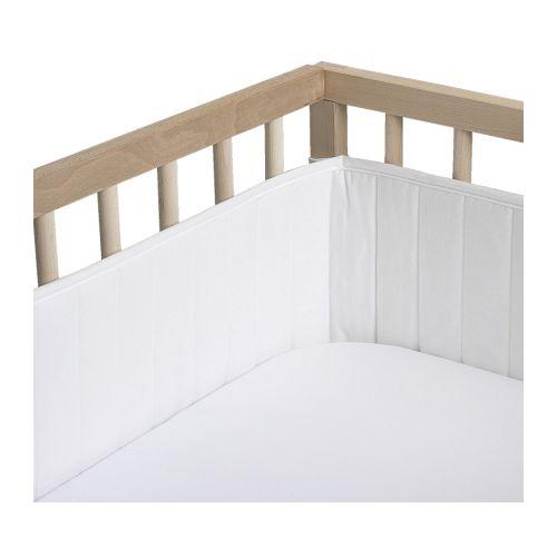 The Pan that Can: Handmade Baby Crib Bumper