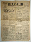 Het Parool, uitgave Enschede. 13 april 1945.