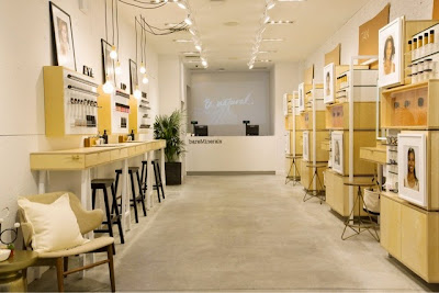 bareMinerals Launches Shade Shop in Soho