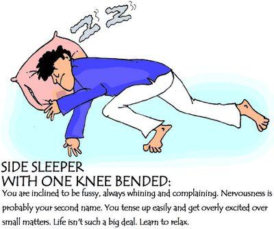 how do you sleep different sleep postures and their facts
