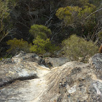 Rock scramble east of Singa-Jingawell Creek Campsite (315404)
