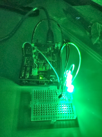 Final Year Project: EasyVR shield installed on Arduino uno