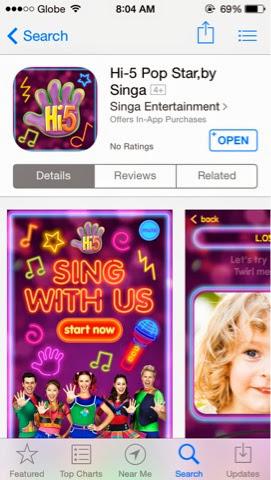 hi-5 app