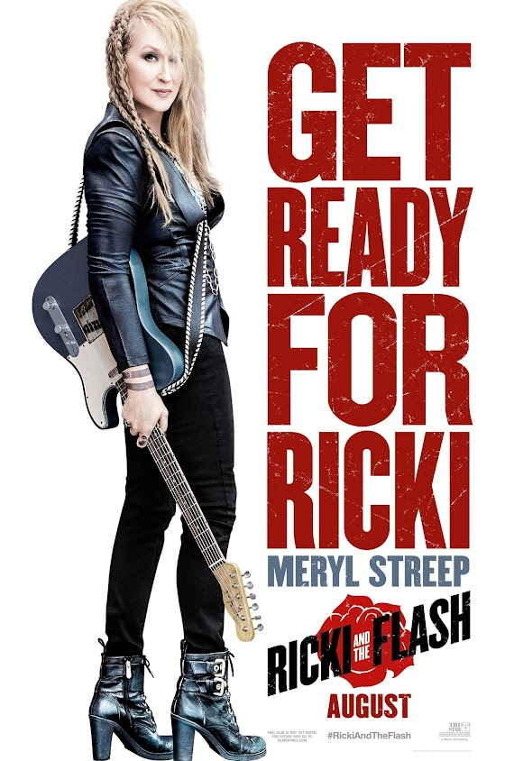 Ricki and the Flash official site