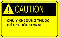Thuốc Diệt Chuột Storm. Cách Diệt Chuột Hiệu Quả Nhất