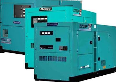 Máy phát điện Denyo 150kva – 2000kva
