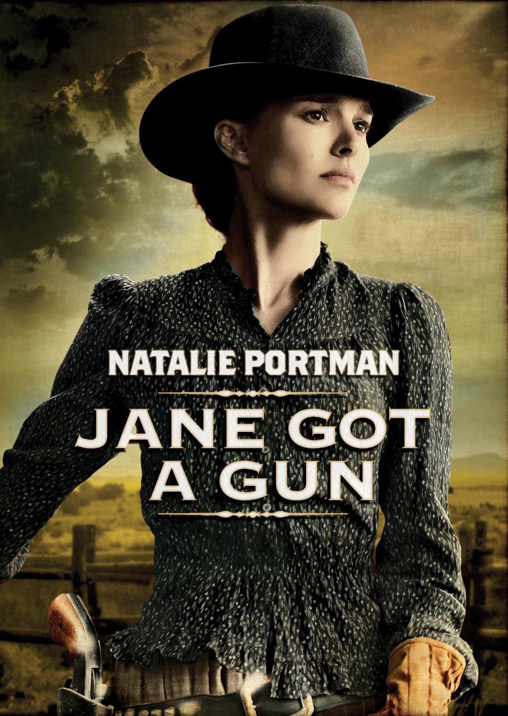 Tay Súng Miền Tây - Jane Got a Gun (2016)