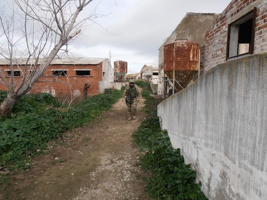 """Fotos de """"Operación Anaconda"""".20-01-13 P1210083"""