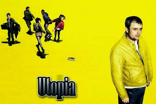 Utopia Miniserie HDTV 720p Español AC3 MultiServ.
