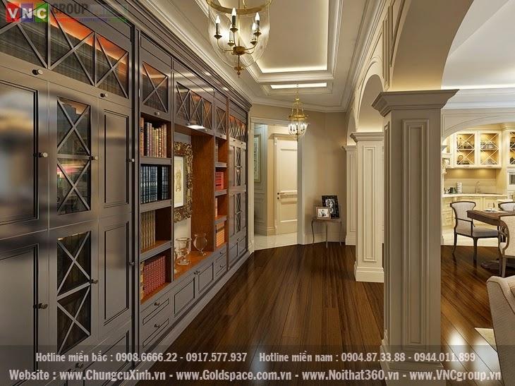 gallery Thiết kế chung cư