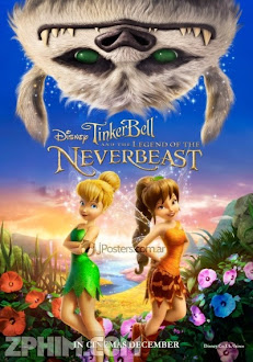 Xứ Sở Thần Tiên - Tinker Bell and the Legend of the NeverBeast (2014) Poster