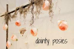 Dainty- Posies