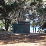 BBQ in Scotts Hut picnic area (105373)