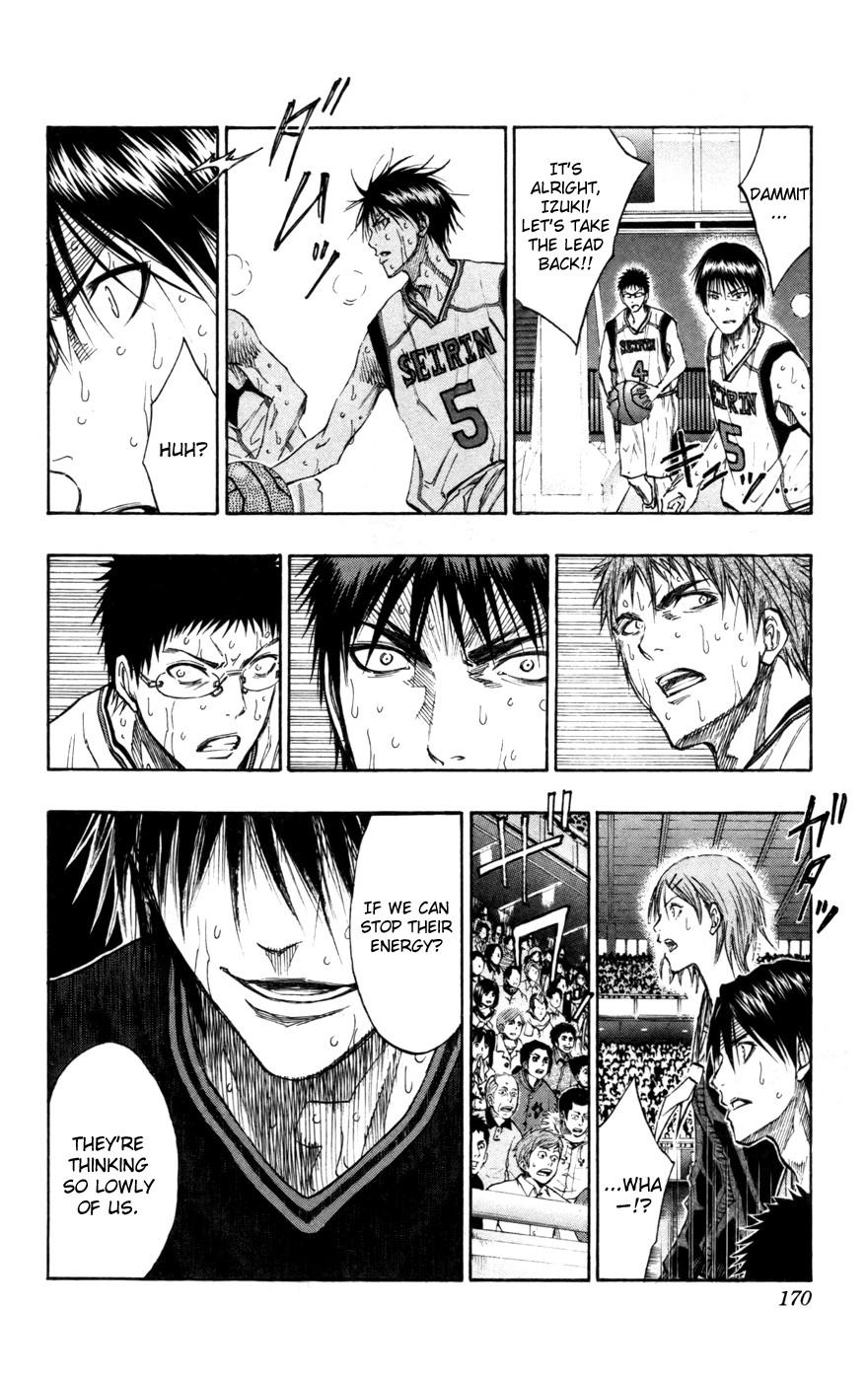 Kuroko no Basket Manga Chapter 126 - Image 06