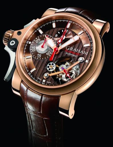 Chuyên thu mua đồng hồ Graham