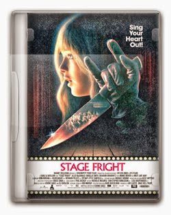 Stage Fright – BRRip AVI + RMVB Legendado