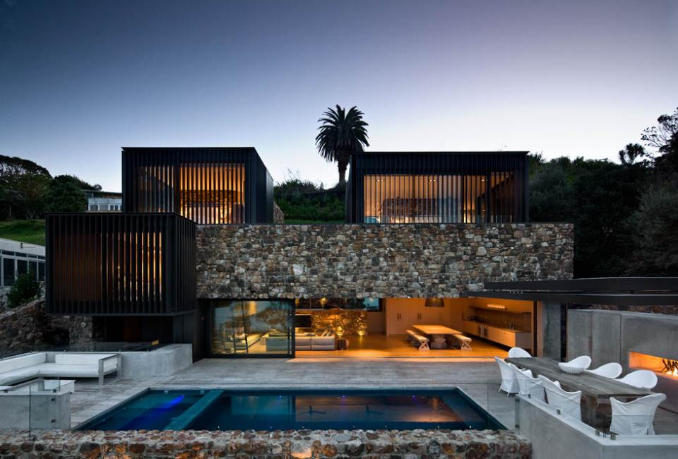 Local Rock House design by Andrew Patterson