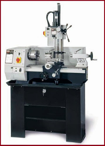 turning milling machine