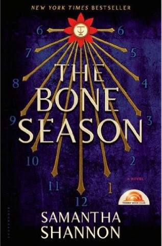 Book Highlight/Giveaway: The Bone Season By Samantha Shannon