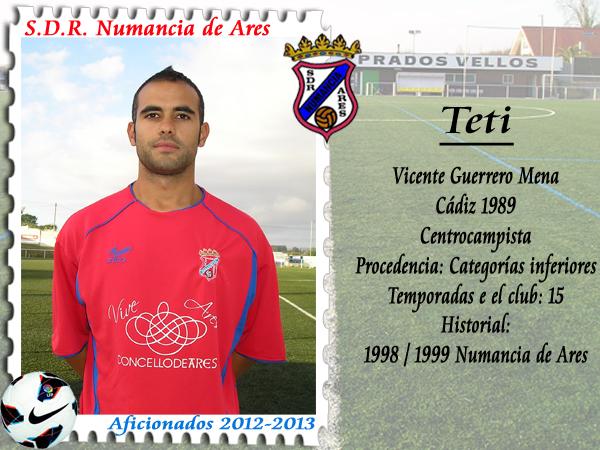 TETI Trofeo Murillo Viteri de marzo do 2013.