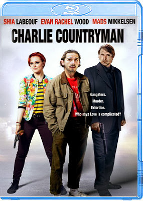 Filme Poster Charlie Countryman BRRip XviD & RMVB Legendado