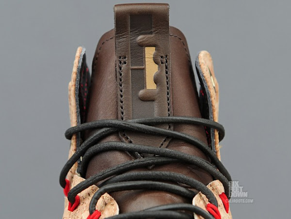 Release Reminder Nike LeBron X EXT Cork QS 580890200