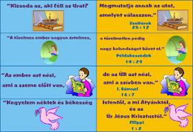 bibliai idézetek gyerekeknek Fejlesztő Műhely: Bibliai barangolás