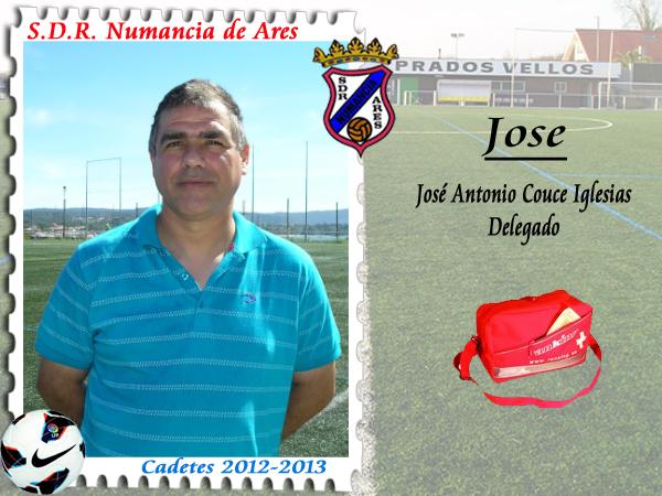 ADR Numancia de Ares. Jose.
