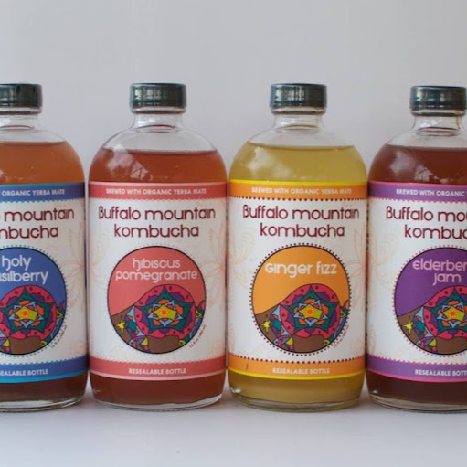 Buffalo Mountain <b>Kombucha</b>