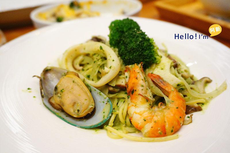 科博館義大利麵餐廳,我喜歡義大利麵-8