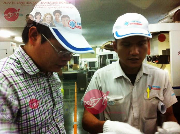Thông dịch tiếng Thái chuyên nghiệp tại Thái Lan